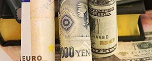 کاهش ارزش ین ژاپن در مقابل دلار آمریکا