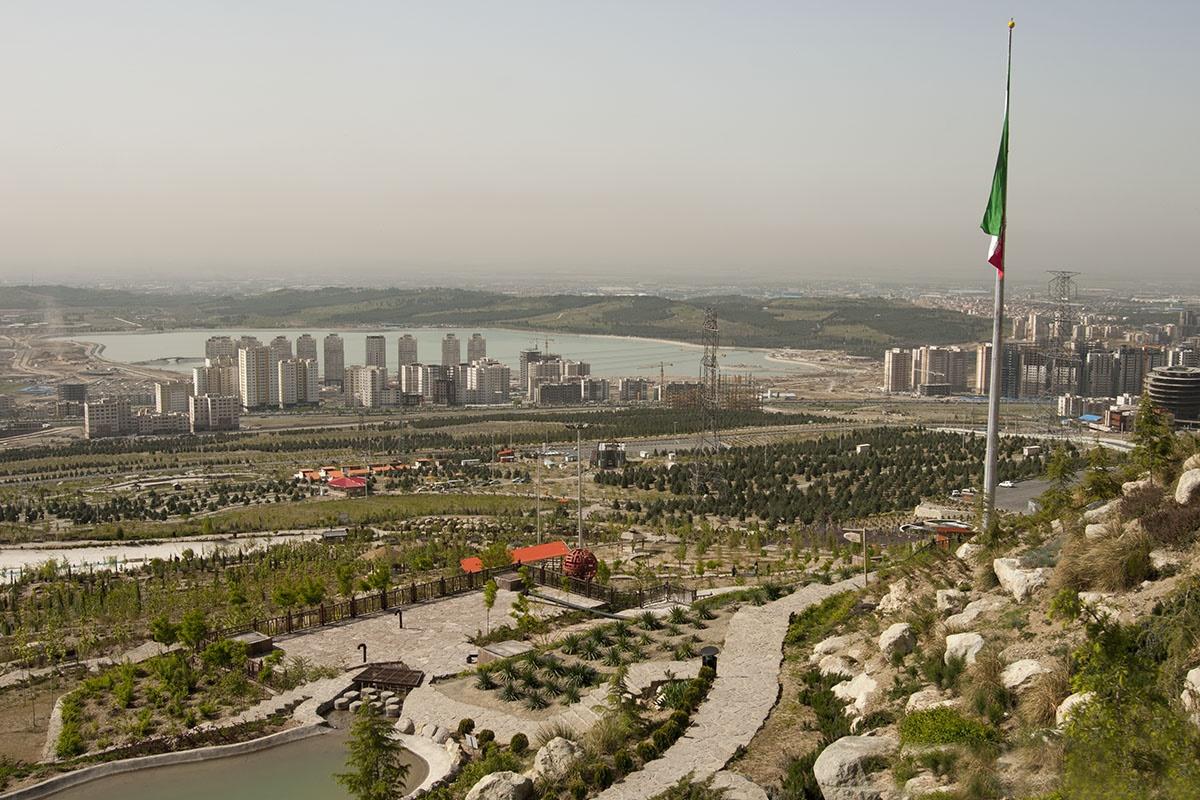 دریاچه شهدای خلیج فارس جزو ۱۰ پروژه برتر جهان