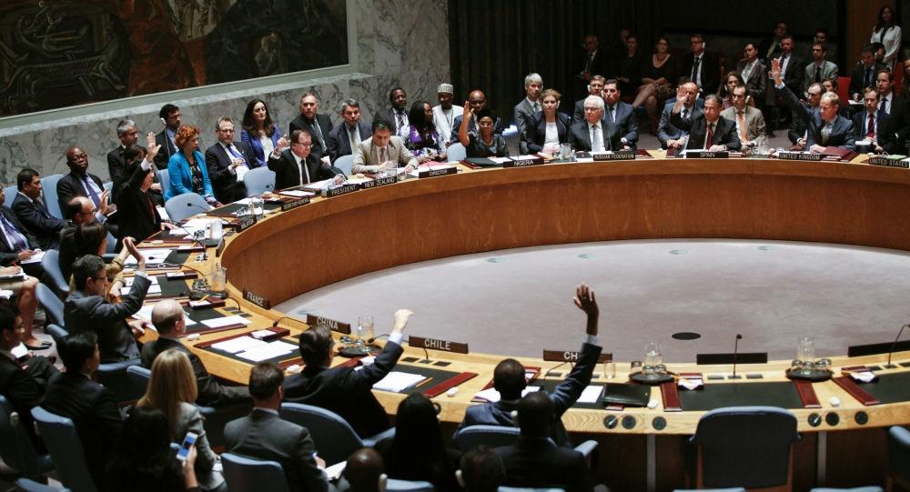 قطعنامه تعیین عاملان حملات شیمیایی در سوریه