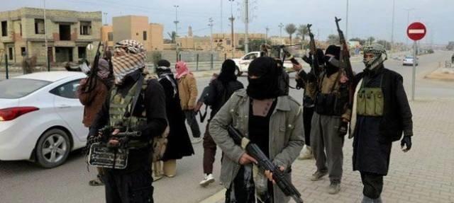 هلاکت قصاب داعش در استان الانبار عراق