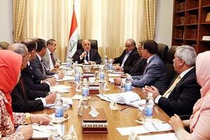 کابینه عراق