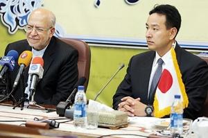 مذاکرات اقتصادی ژاپنیها در تهران