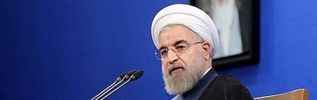 نشست خبری رئیسجمهوری؛ ۴۰ محور سخنان روحانی در پنج حوزه