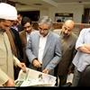 حضور معاون فرهنگی قوه قضاییه در موسسه همشهری