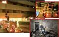 دستگیری ۳ مظنون در پرونده آتشسوزی هتل هرمز