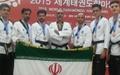 پایان مسابقات قهرمانی جهان هانمادانگ با کسب ۱۹ مدال برای ایران