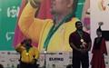 وزنهبرداران معلول ایران با کسب ۷ نشان رنگارنگ قهرمان آسیا و اقیانوسیه شدند