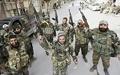 نیروهای سوری شهر حسکه را آزاد کردند