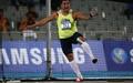 احسان حدادی در مسابقههای جهانی دوومیدانی بیست و چهارم شد