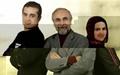 حضور خانواده امیرسلیمانی در تئاتر کمدی شام آخر