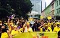 تجمعات اعتراضی معترضان به سیاستهای نخست وزیر مالزی