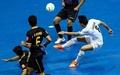فوتسال باشگاههای آسیا: تاسیسات دریایی القادسیه را هم گلباران کرد