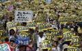 اعتراضات دانش آموزی علیه طرح امنیتی نخست وزیر ژاپن