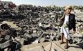 دعوای دو شاهزاده بر سر ویرانی یمن