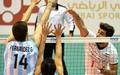 والیبال زیر ۲۳ سال: شکست ۳ بر ۱ ایران مقابل آرژانتین