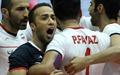 ایران در مرحله دوم مسابقات والیبال آسیا بر تایلند غلبه کرد