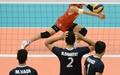 والیبال قهرمانی آسیا: تیم ایران مغلوب کره جنوبی شد