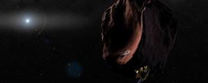 مقصد بعدی مهمان پلوتو ؛ یک دنبالهدار نما