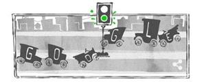 چراغ راهنمایی و رانندگی ۱۰۱ ساله شد