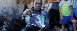 نوزاد ۱۸ ماهه؛ قربانی جنایت صهیونیستها