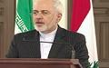 ظریف در بیروت: کشورهای منطقه به ندای گفتگو پاسخ مثبت دهند