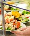 توصیههای طلایی برای خوردن غذای سالم در رستوران