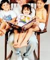 صندلی کتاب خواندن برای فرزندان