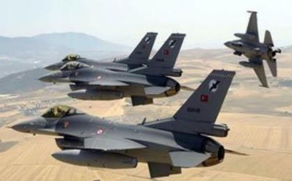 کشته شدن ۳۱ عضو پ ک ک در سیزر ترکیه