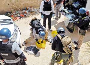 داعش شیمیایی