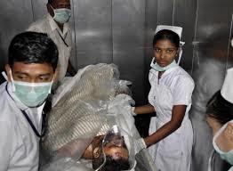 انفجار در هند ۲۵ کشته برجای گذاشت