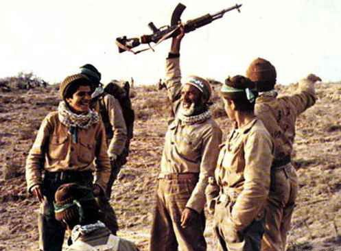 در جنگ تحمیلی در گردان شیخ ها چه گذشت؟