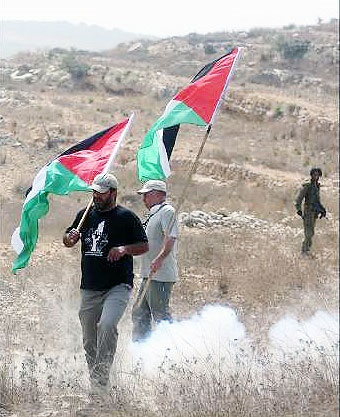 مصدومیت دهها فلسطینی در بیت المقدس