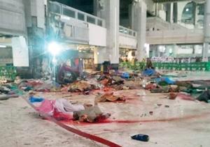 انتقال پیکر ۱۰ تن از جان باختگان حادثه مسجدالحرام به ایران؛ دفن یکی از زائران در مکه