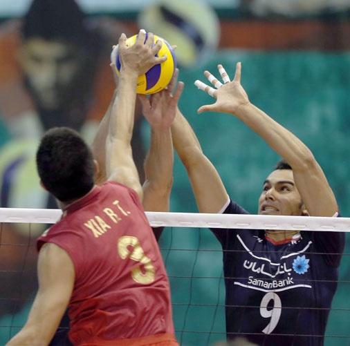 جام جهانی والیبال جوانان: شکست ایران مقابل چین و برزیل