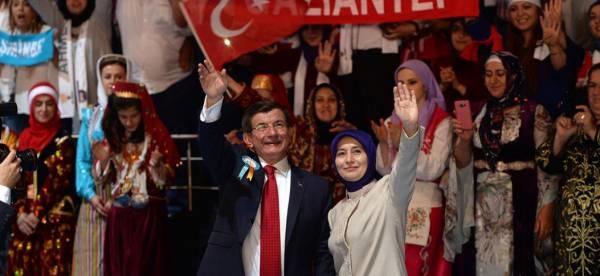 تغییرات وسیع در کادر مرکزی حزب عدالت و توسعه ترکیه