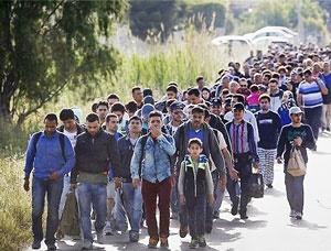 تقاضا برای اصلاح قانون اساسی آلمان در خصوص مهاجران