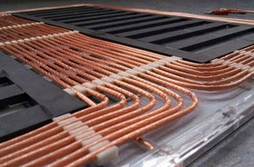شارژ بیسیم خودروهای برقی حین پارککردن یا رانندگی