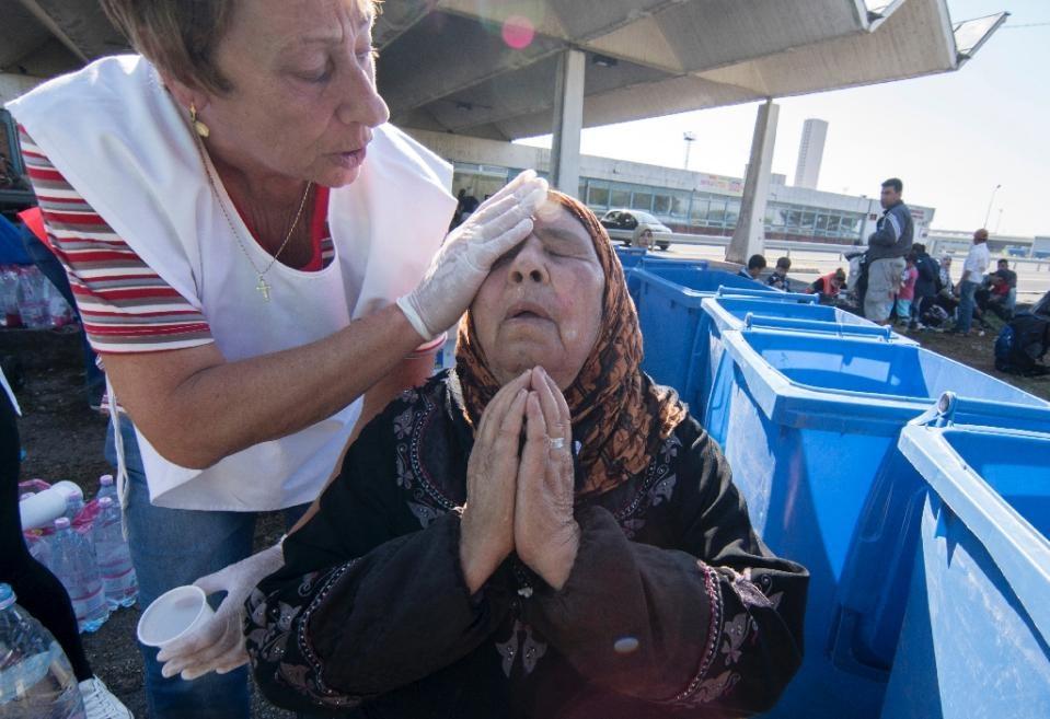 سازمان جهانی بهداشت خواستار اقدام برای سلامت آوارگان در اروپا شد