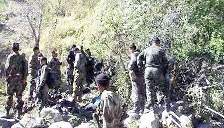 فرمانده نیروهای ویژه امنیت ملی تاجیکستان کشته شد