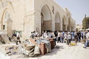درخواست نشست شورای امنیت درباره مسجدالاقصی