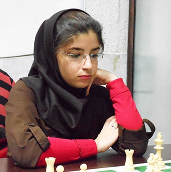 درسا درخشانی در مسابقات شطرنج قهرمانی جوانان جهان به مقام ششم رسید