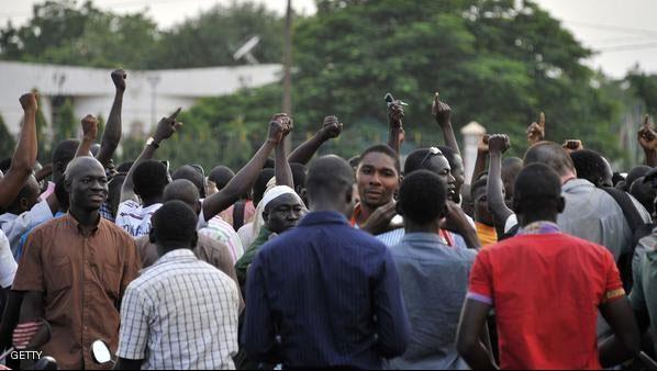 واکنش شورای امنیت به کودتا در بورکینافاسو