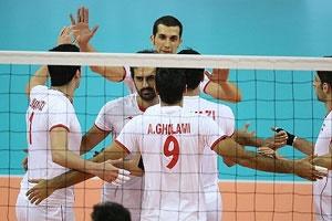 جام جهانی: پیروزی والیبال ایران مقابل ژاپن