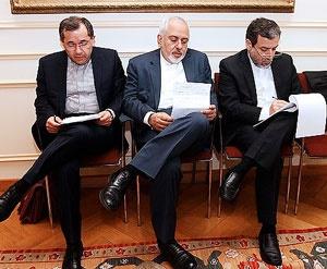 تیم هسته ای ایران