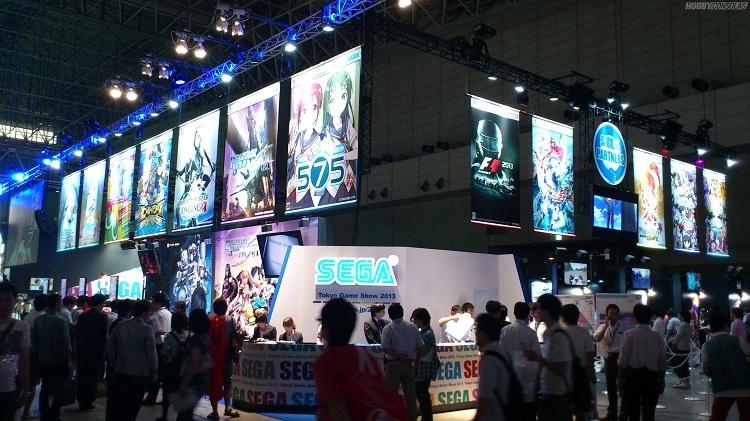 آشنایی با نمایشگاه بازیهای ویدیویی-کامپیوتری توکیو؛ تی جی اس