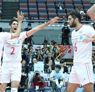جام جهانی والیبال؛ موسوی و عبادیپور در صدر بهترینها