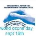 مراسم بزرگداشت روز جهانی لایه ازون آغاز شد