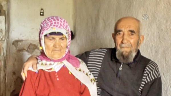 ازدواج پس از ۷۷سال عاشقی
