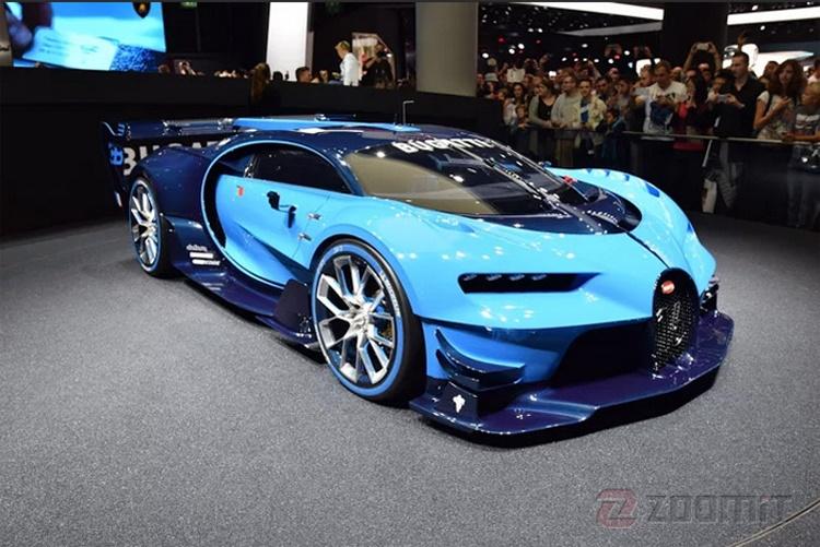 گزارش تصویری از نمایشگاه خودرو فرانکفورت ۲۰۱۵