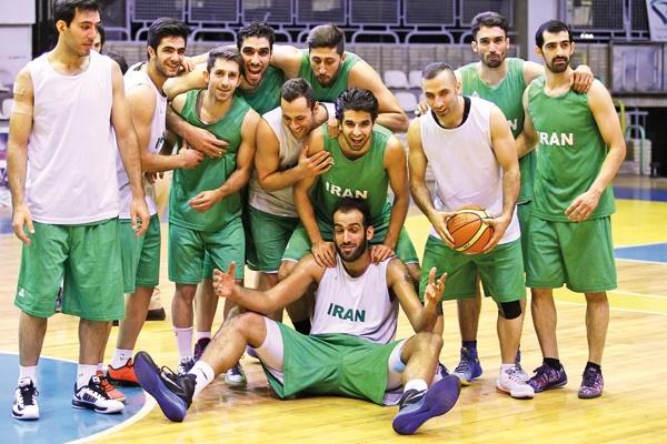 آسمانخراشهای بسکتبال ایران بهدنبال قهرمانی